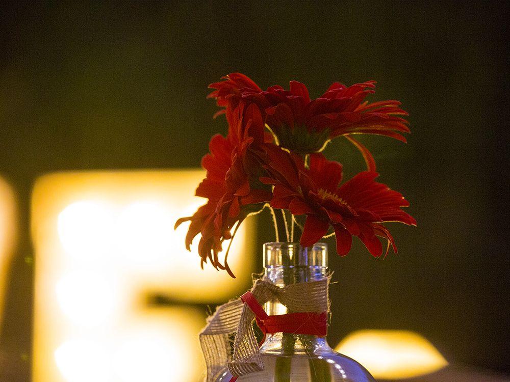 Decoración floral en jardines Qgat