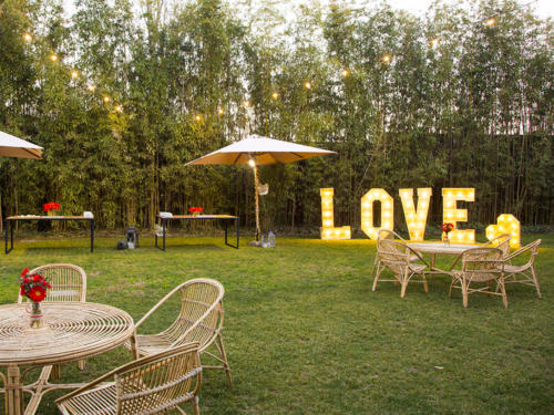 Jardin Love